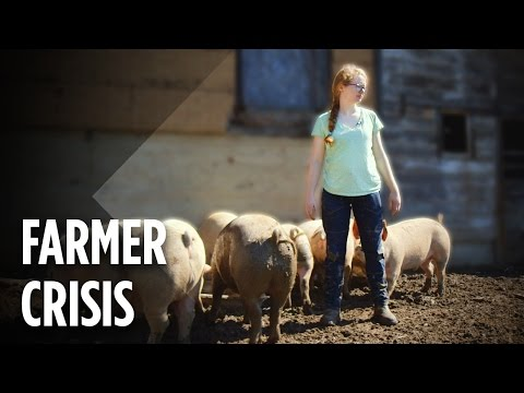 Why The U.S. Needs A New Generation Of Farmers