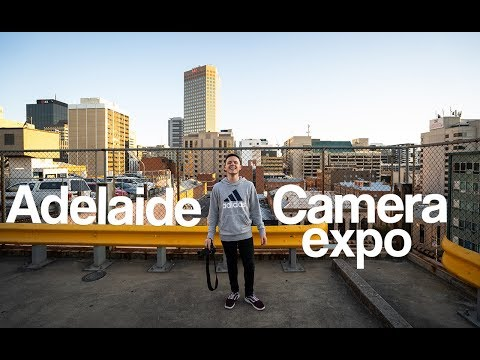 Adelaide Camera Expo & 200 SUBS | VLOG