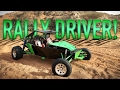 He's a RALLY DRIVER: Dune Buggy & the Desert-