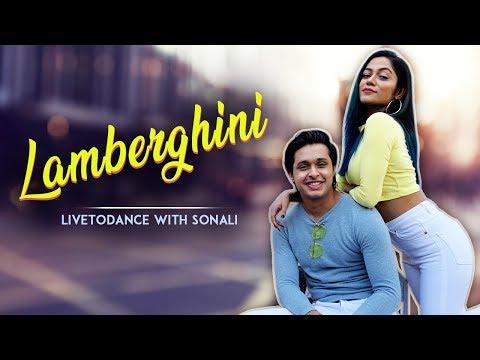 Lamberghini I The Doorbeen ft. Ragini I LiveToDance with Sonali