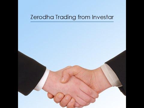 Introducing Zerodha Trading through Investar