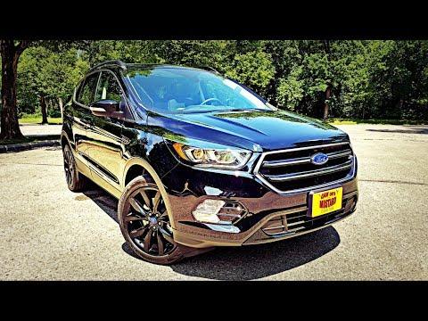 2017 Ford Escape Titanium Review