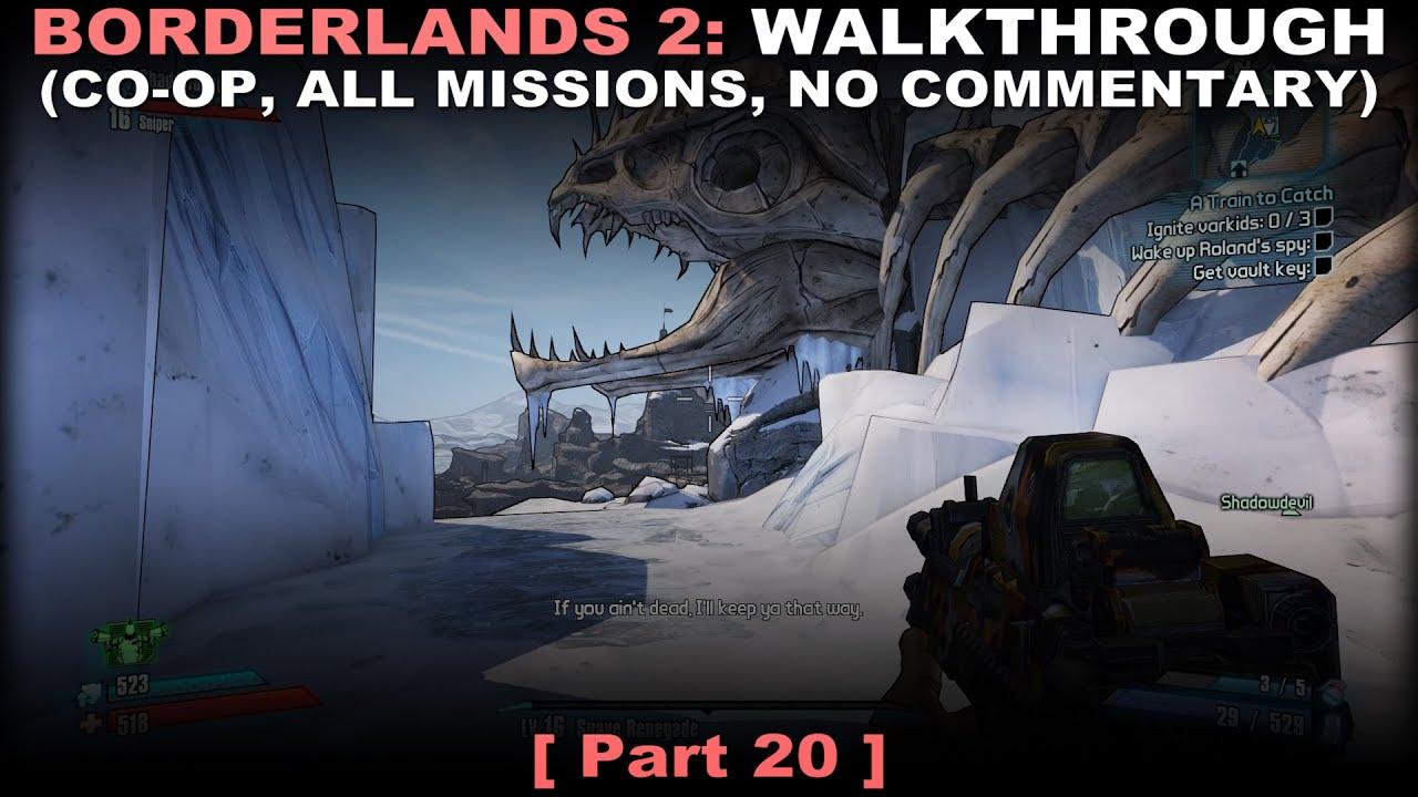 Borderlands 2 walkthrough pdf