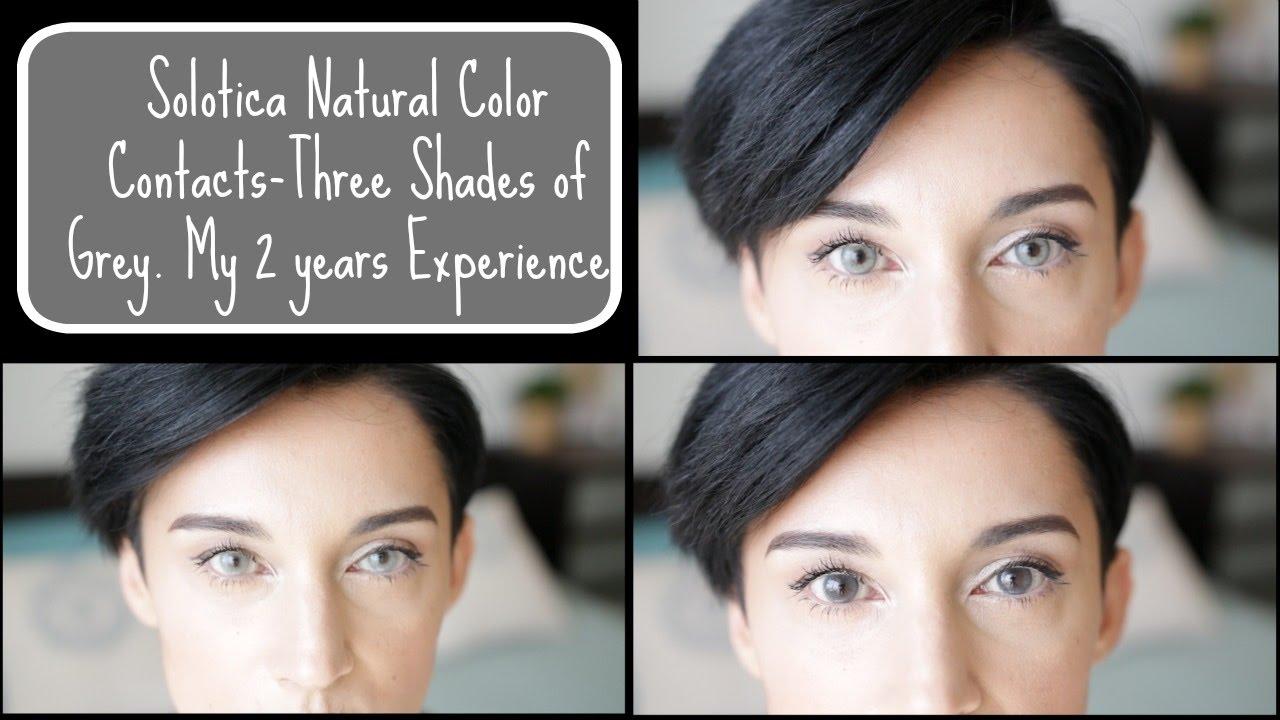 Solotica Natural Color contacts - Grey (Grafite), Quartz ...Quartz Crystal Scam