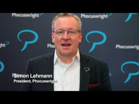 Phocuswright Europe Amsterdam 16 18 May 2017 - Preview