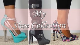 My Shoe Collection | End of the Year 2015 | High Heels and Boots