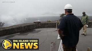 Interior Secretary Tours Damaged Hawaii Volcanoes National Park (May 30, 2019)