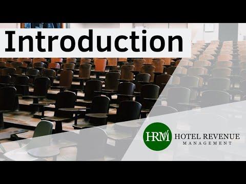 El Revenue Management Introduction
