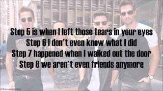 Big Time Rush - Next Step (with lyrics)