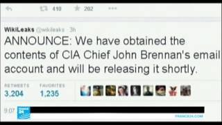 كشف وثائق سرية لمدير وكالة الاستخبارات الأمريكية