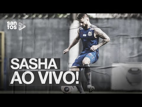 EDUARDO SASHA | COLETIVA AO VIVO (06/03/20)