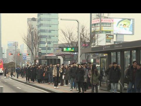 올겨울 최악 미세먼지…수도권 비상저감조치 또 발령 / 연합뉴스TV (YonhapnewsTV)