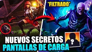 NEW SECRETS *GAME PARTY* WEEK 3 & 4 *FILTRATE* FORTNITE BATTLE ROYALE