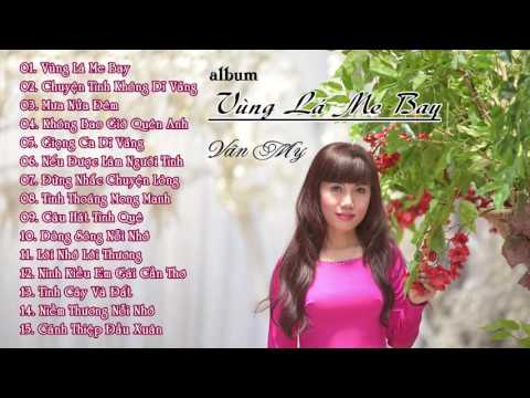 Album Vùng Lá Me Bay - Vân My