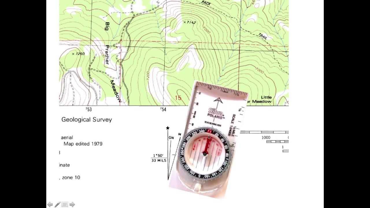 Land Navigation 3 -  Intro to Terrain Association