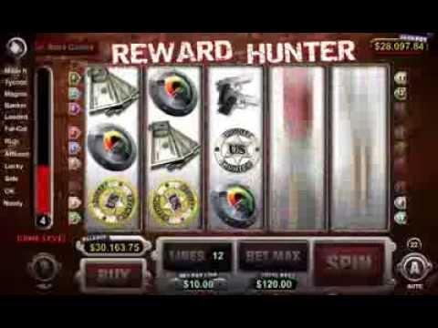 Reward Hunter Slot Machine