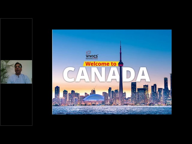 Live Webinar for Canada & Australia Immigration 20 May