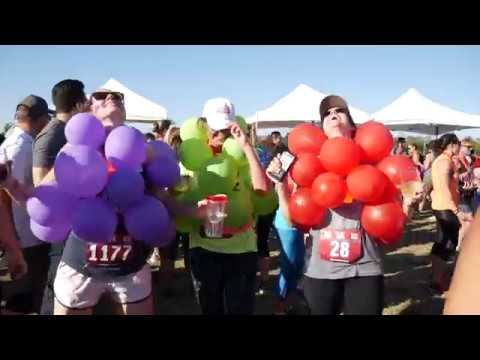 The Crazy Wine Dash