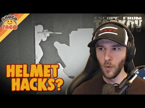 Did ChocoTaco Find The Helmet Of A Hacker? - EFT Gameplay