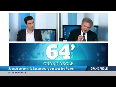 Jean Asselborn, le Luxembourg sous tous les fronts