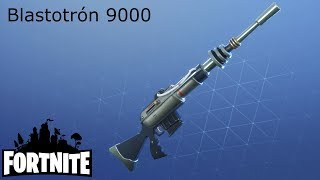 Constant damage / Blastotron 9000 Fortnite: Saving the world #434