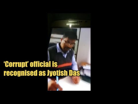 Assam: State education department official at Biswanath caught taking alleged bribe on camera
