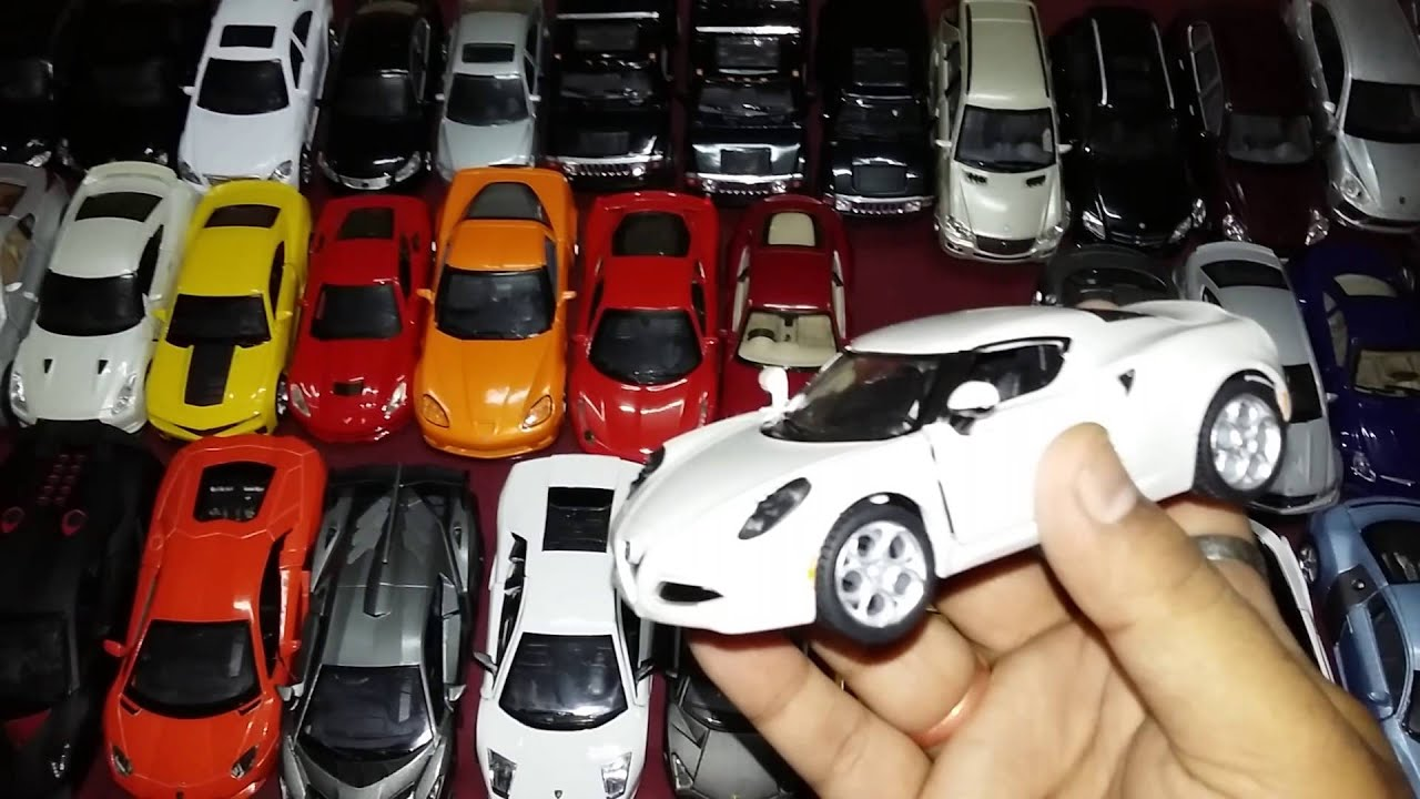 My Diecast Car Collection 1 32 1 43 Youtube