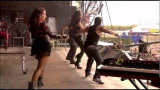 N-Dubz - T In The Park - Cold Shoulder