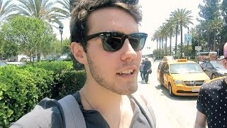 LA SKATEBOARDING | Vidcon Day 1