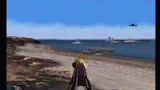 BeachHead 2000 PlayStation 1 [UNRELEASED USA FINAL]