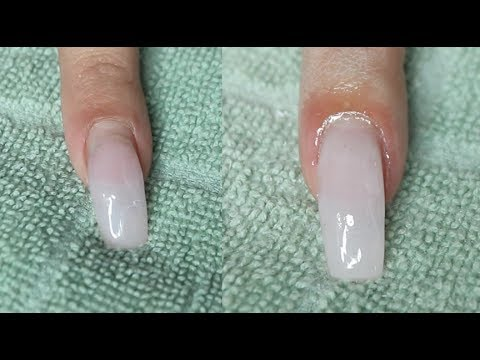HOW TO: FILL NAILS WITH DIP POWDER