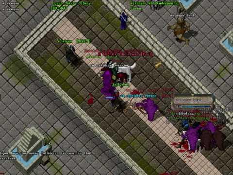 Medusa Peerless - Ultima Online Stygian Abyss - Лучшие приколы