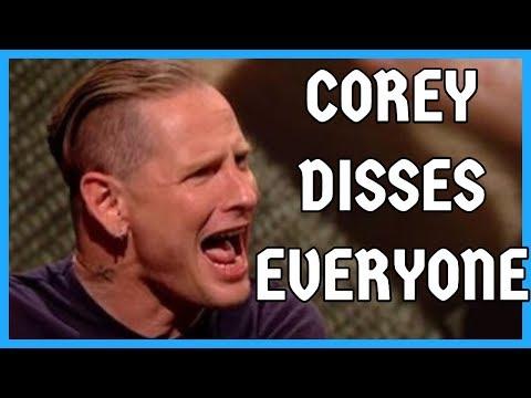 Corey Taylor Disses Everyone!