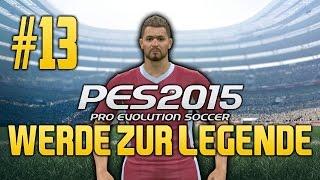 PES 2015 WERDE ZUR LEGENDE #13 ★ Neuer Bundesligapatch ★ Let