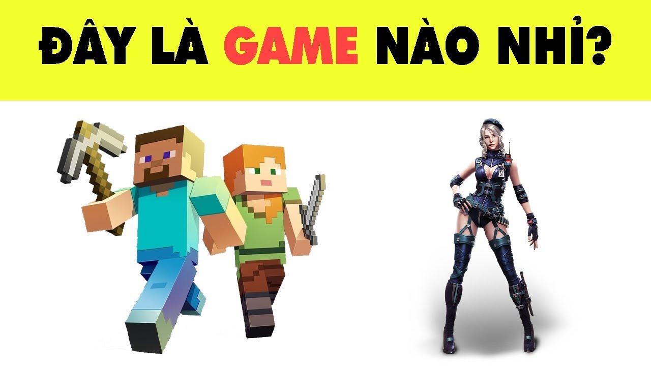 Đoán Tên Các GAME HOT Qua Video | Nhanh Trí | Tóm tắt các nội dung về game hot toc nam va nu đầy đủ