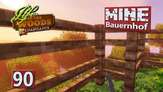 MINE Bauernhof | Die große Auflösung: Süüüß! ► #90 MINECRAFT Life in The Woods deutsch