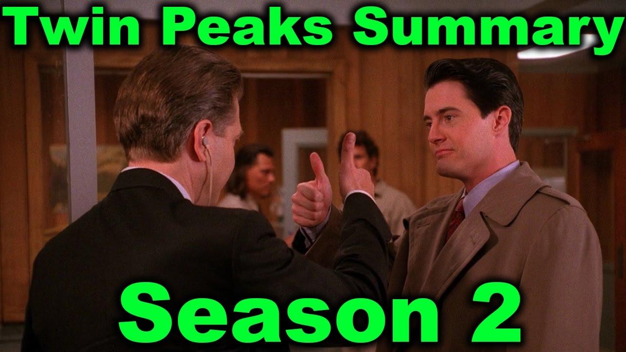 Download Twin Peaks Summary Season 2