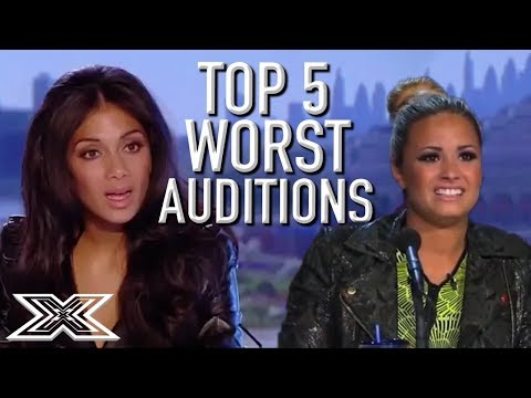 Top 5 OMG Auditions On The X Factor | X Factor Global