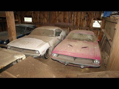 The Barn Find of Mopars Hidden for Decades: Secret Stash Part 2