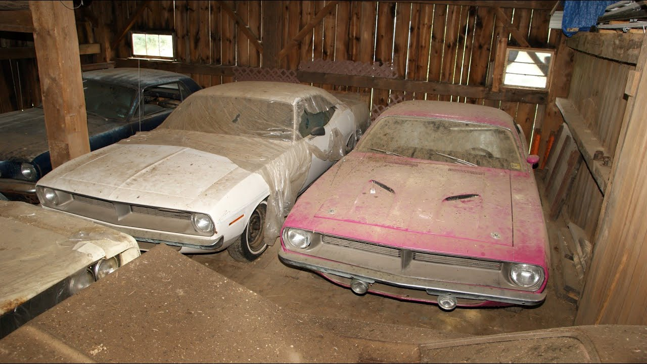 The Barn Find Of Mopars Hidden For Decades Secret Stash Part 2
