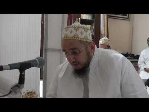 Syedna Fakhruddin TUS Shehrullah 1437H Doa