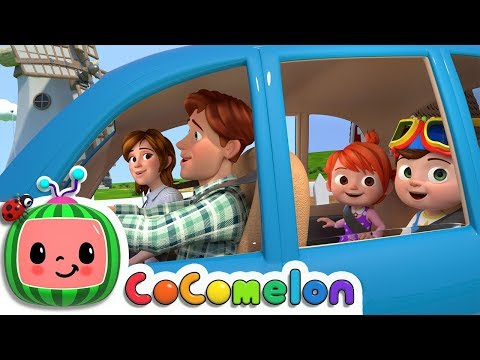 Are We There Yet? Song  ABCkidTV Nursery Rhymes & Kids Songs