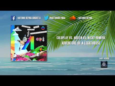 [UMF 2017] Adventure Of A Lifetime vs. Lighthouse (Nicky Romero Mashup)