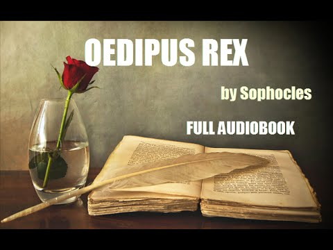 OEDIPUS REX, by Sophocles - FULL AUDIOBOOK