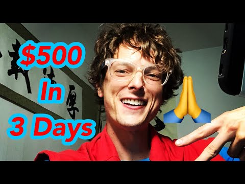 I Made $500 On Palfish In 3 Days! How To Take Your Palfish Career To The Next Level! Powerful Advice