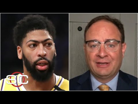 Anthony Davis' status to play vs. the Clippers remains 'unclear' - Woj | SportsCenter