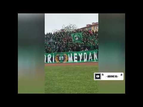 Çorumspor 0-1 Kocaelispor Tribün Görüntüleri | Alper Akduman
