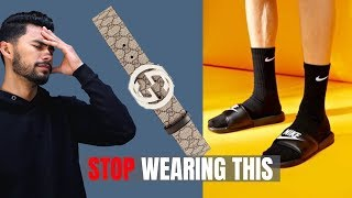 10 Things You Wear That Are Out Of Style