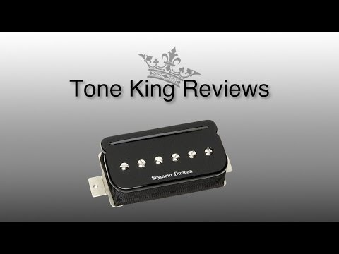 Tone King Reviews - Seymour Duncan P-Rails
