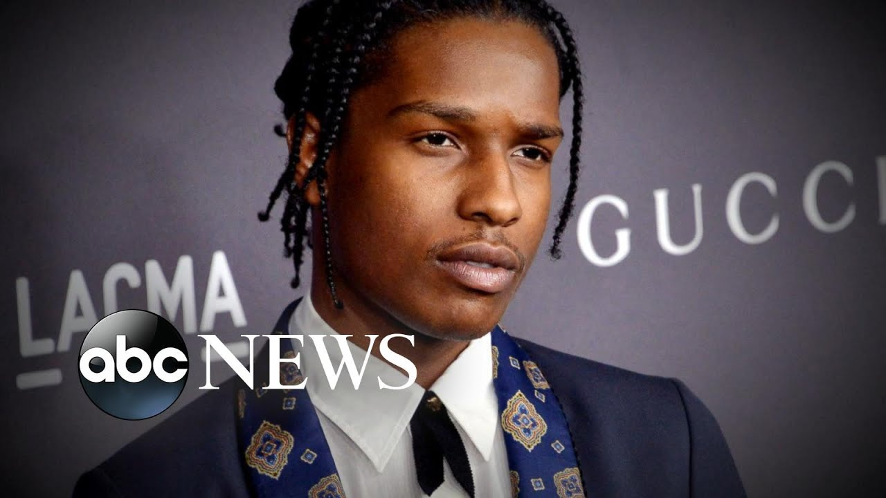 Trump blasts Sweden prime minister over A$AP Rocky